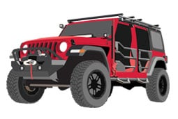 Shop Jeep Accessories