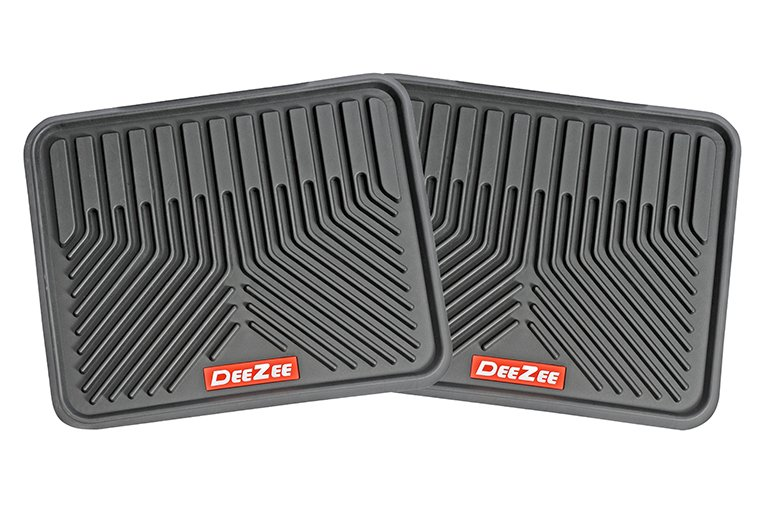 All Weather Rear Mats
