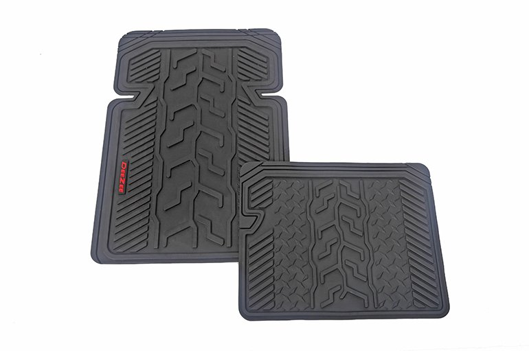 All Weather Complete Set Floor Mats