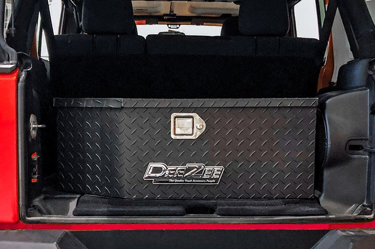 Jeep Tool Boxes