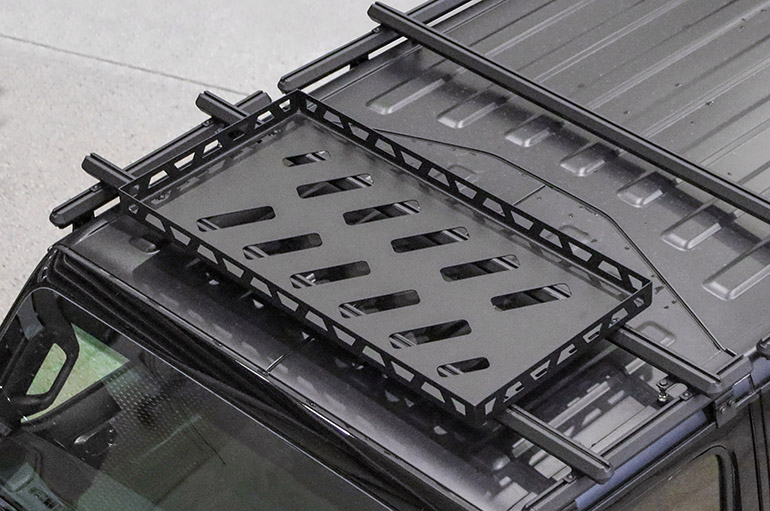 Solid Cargo Tray