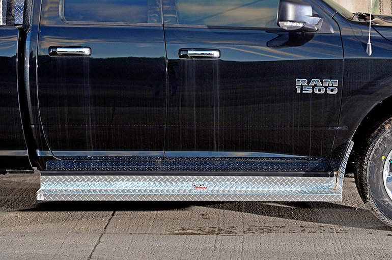 Brite-Tread Running Boards