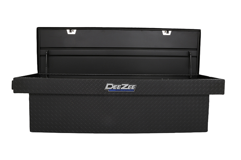 Padlock Crossover Tool Box - Black