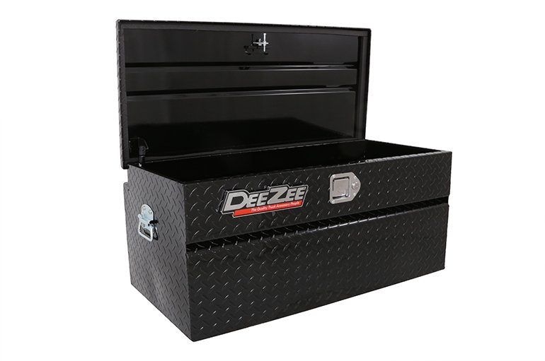 Red Label Portable Utility Chests - Black