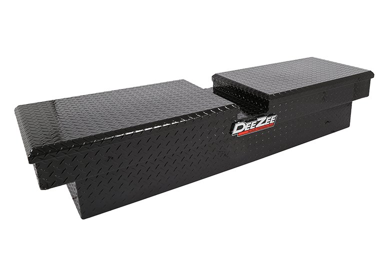 Red Label Gull Wing Tool Box - Black