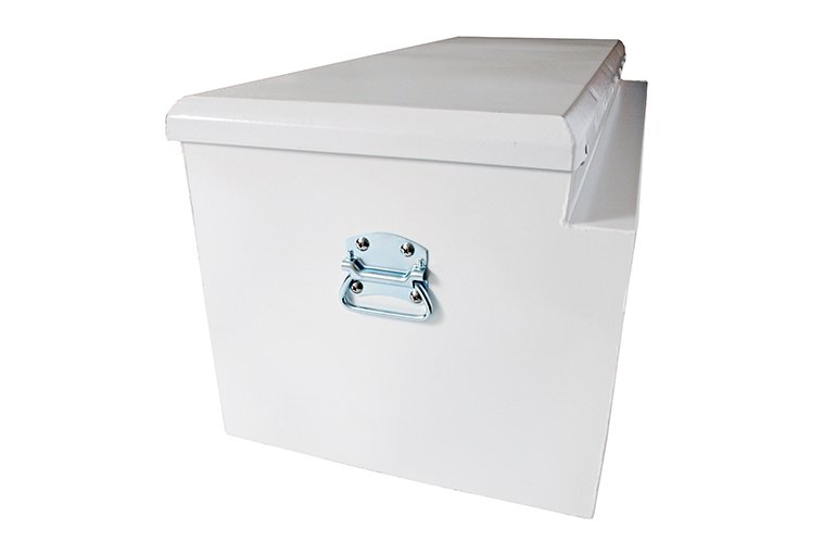 HARDware Series Utility Chest - White Steel