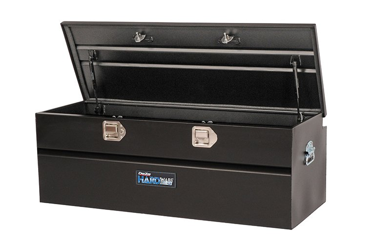 HARDware Series Utility Chest - Black Steel