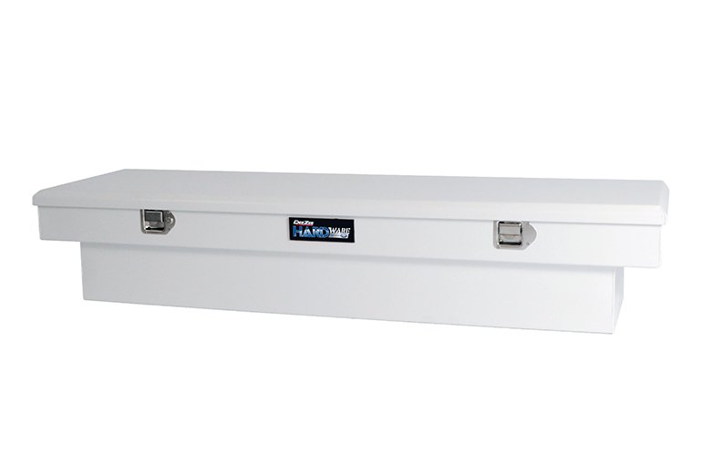 HARDware Series Crossover Tool Box - White Steel