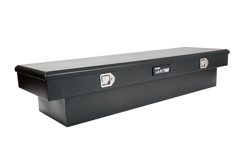 HARDware Series Crossover Tool Box - Black Steel