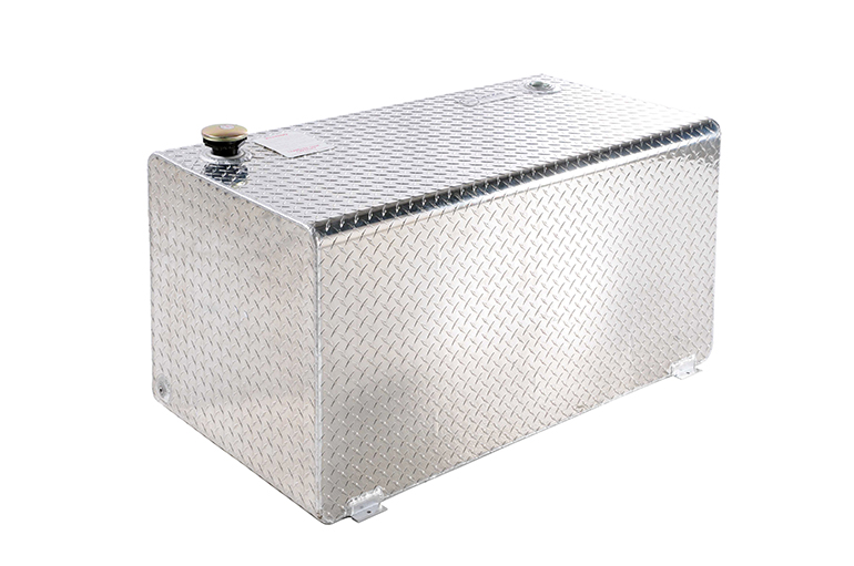 Rectangle Auxiliary Tank - Brite-Tread